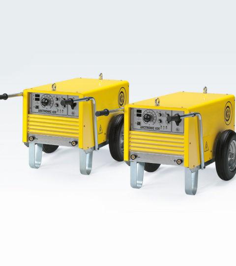 Power Source & Arc Gouging Torch (415V)