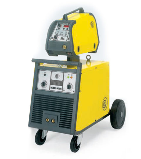 500 Amp With 4 Roll Separate Wire Feed Unit, Water Cooled (415v)
